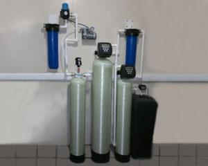 Фильтровая колонна