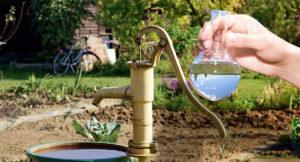 Правильный забор воды для качественного анализа