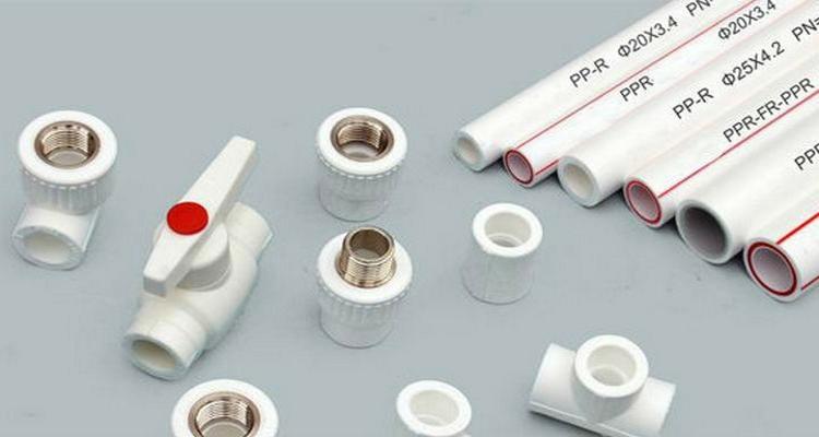 Выбор размеров полипропиленовых труб