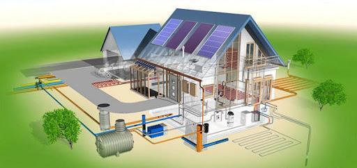 Организация подведение воды в дом и отвода канализации