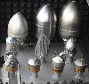 Сопла для промывки труб