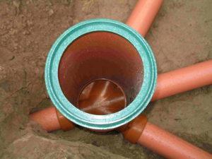 Емкость для канализации