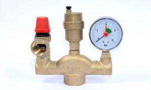 Клапанные механизмы для экстренного снижения давления