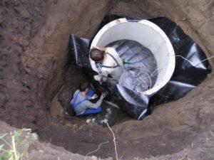 Рулонные материалы материалы для гидроизоляции бетонных колодцев