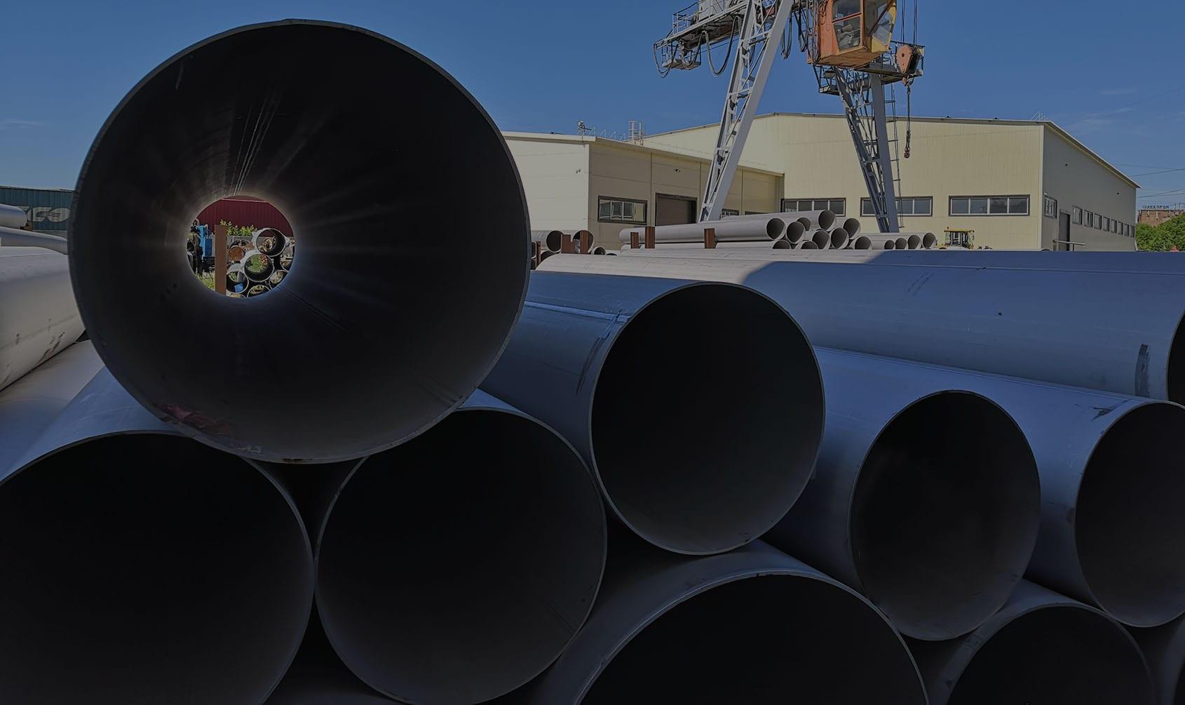 Виды труб для трубопровода