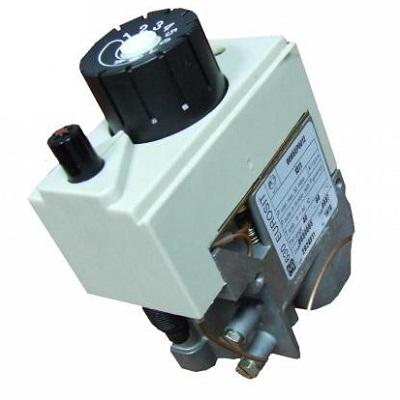Механический прибор контроля процессов горения газа