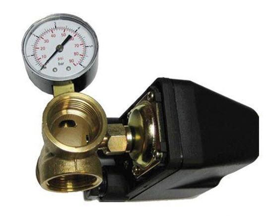 Прибор для измерения давления насоса