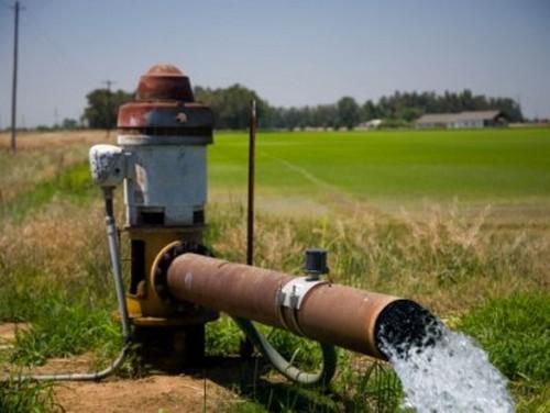 При определении дебита нужно сделать водозабор