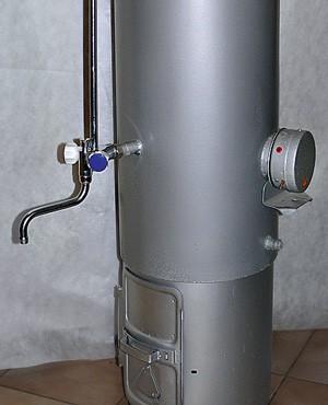 Готовый водонагреватель