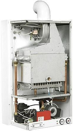 Как устроен навесной газовый котел