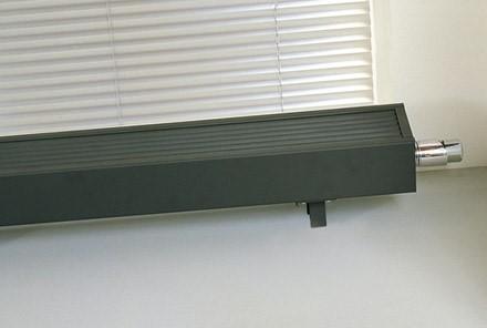 Напольная модель конвектора