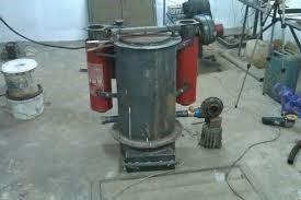 Пример газогенератора с огнетушителями