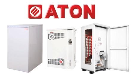 Разные модели газовых котлов ATON
