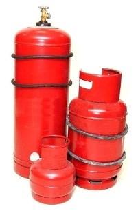 Примеры газовых баллонов