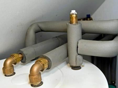 Пенополиэтиленовый теплоизолятор