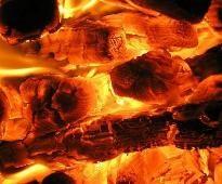 Оптимальный цвет пламени