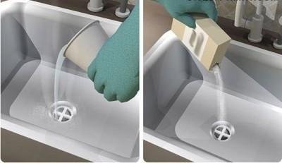 Прочищать сток раковины лучше периодически, не дожидаясь больших засоров