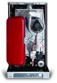 Как устроен газовый котел