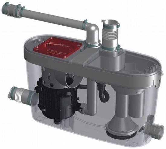 Мощный насосный агрегат для дома