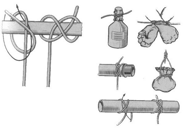 Как завязать узел