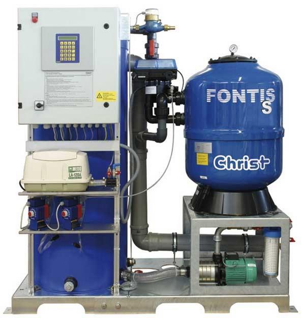 Оборудование для устройства замкнутого водоснабжения