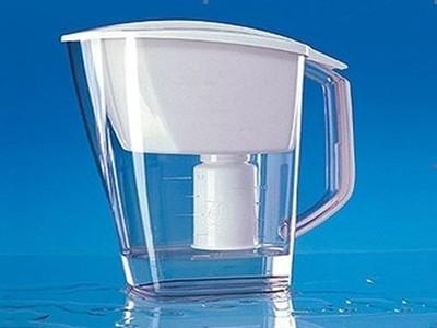 Простая модель водного фильтра