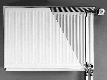 Панельный радиатор (нижняя подводка)