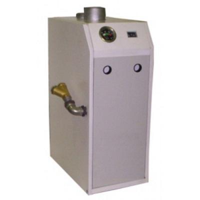 Как выглядит напольный газовый котел