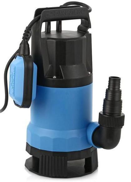 Агрегат подходит для откачки воды из бассейна