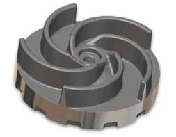 Элемент центробежного агрегата