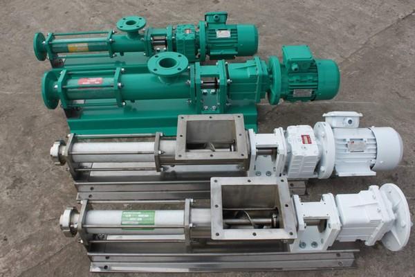 Насосные агрегаты