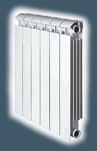 Модель радиатора