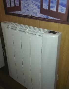 Пример масляного радиатора