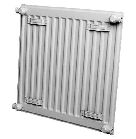 Как выглядит плоский радиатор отопления