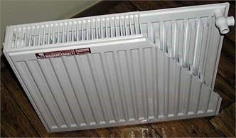 Пример плоского радиатора (тип 12)