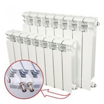 Радиатор Rifar с нижним подключением