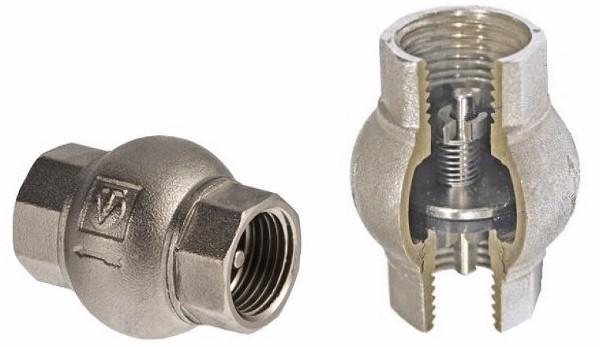 Обратный клапан для водомера