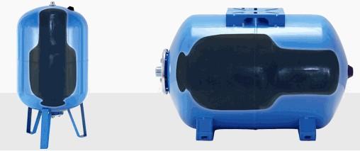 Гидроаккумулятор можно использовать вместо накопительного бака