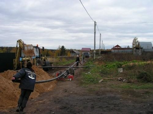 Поселковый водопровод