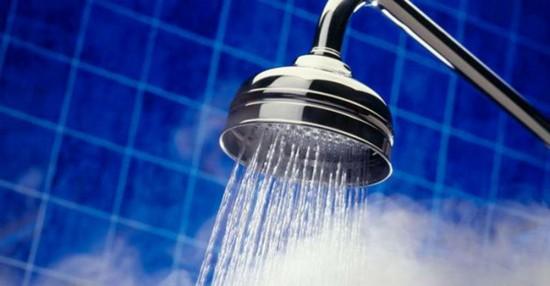 Горячая вода в душе