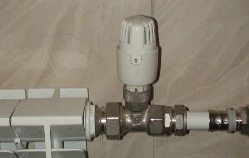 Правильно установленный терморегулятор