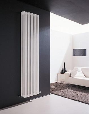Вертикальный трубчатый радиатор