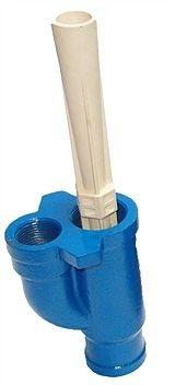 Эжектор регулирует напор воды