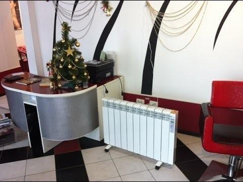 Отопление с помощью электричества
