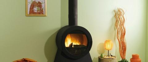 Отопление с помощью дров