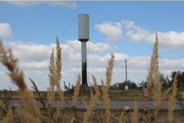 Башня для регулирования напора воды